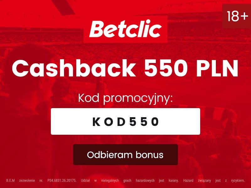 betclic polska bonus 2021